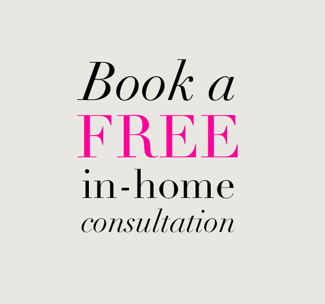 Book a free in-home consultation